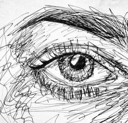 250x240 Drawing Art Pencil Indie Grunge Eye Sketch Eyebrow Pale Marci1900