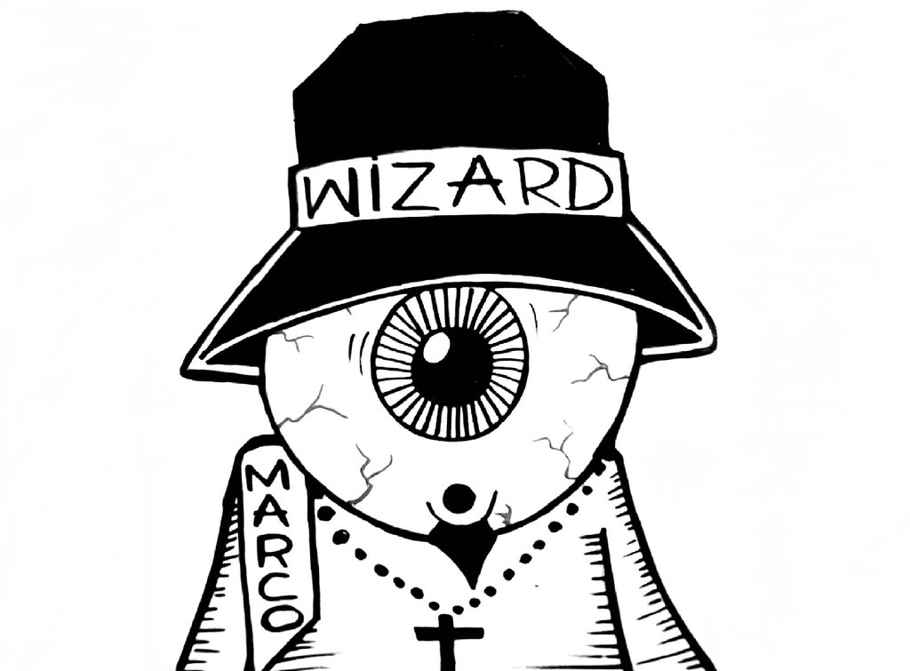 1024x755e Eye Graffiti Sticker By Wizard1labels