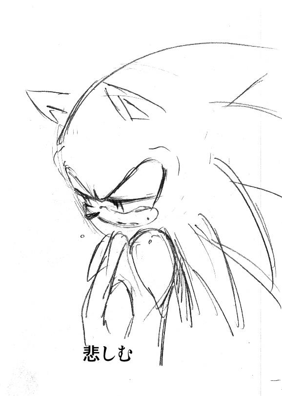 578x811 Sonic Cry 29 Sad By Bbpopococo