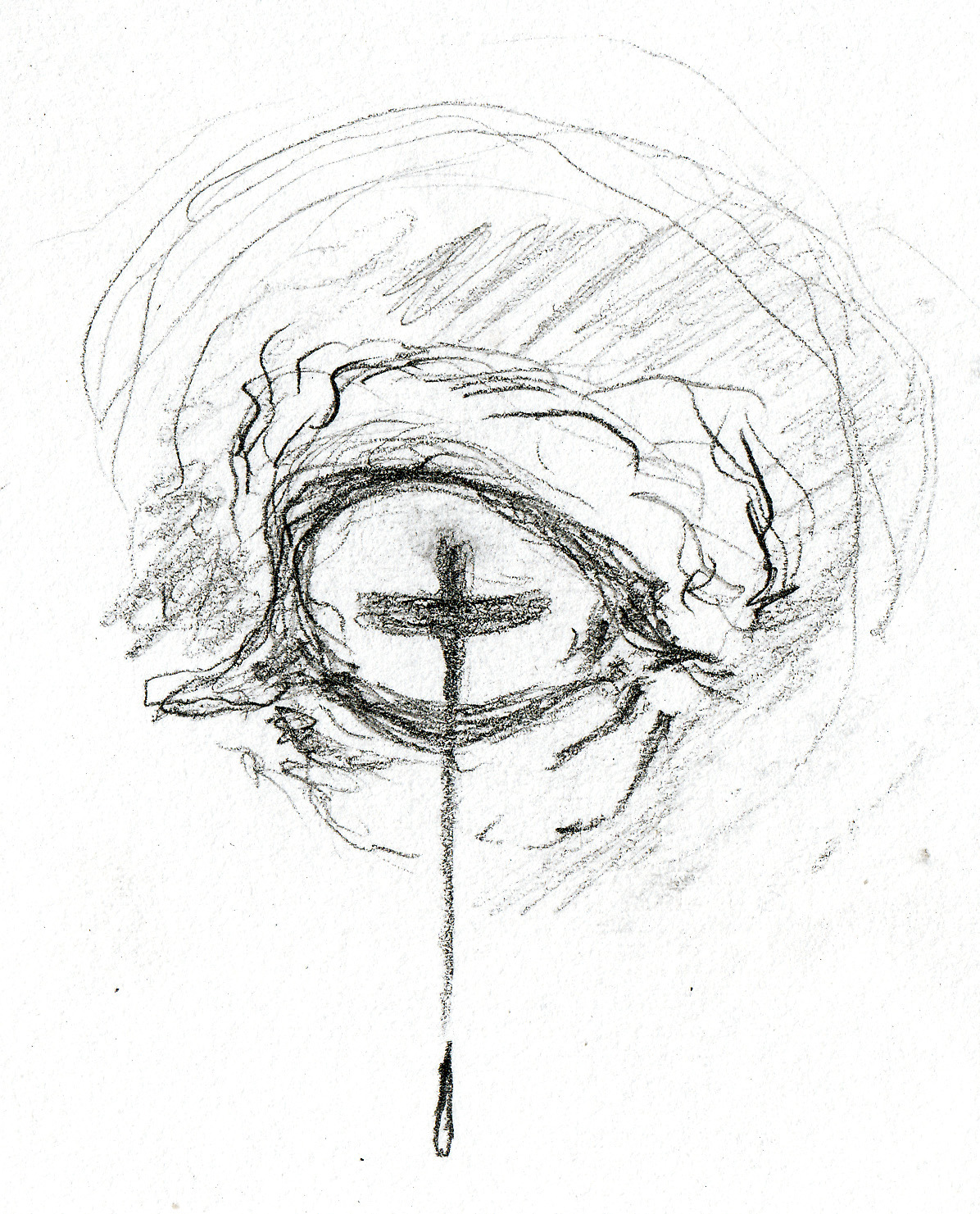 Eye Drawing at GetDrawings.com | Free for personal use Eye Drawing ...