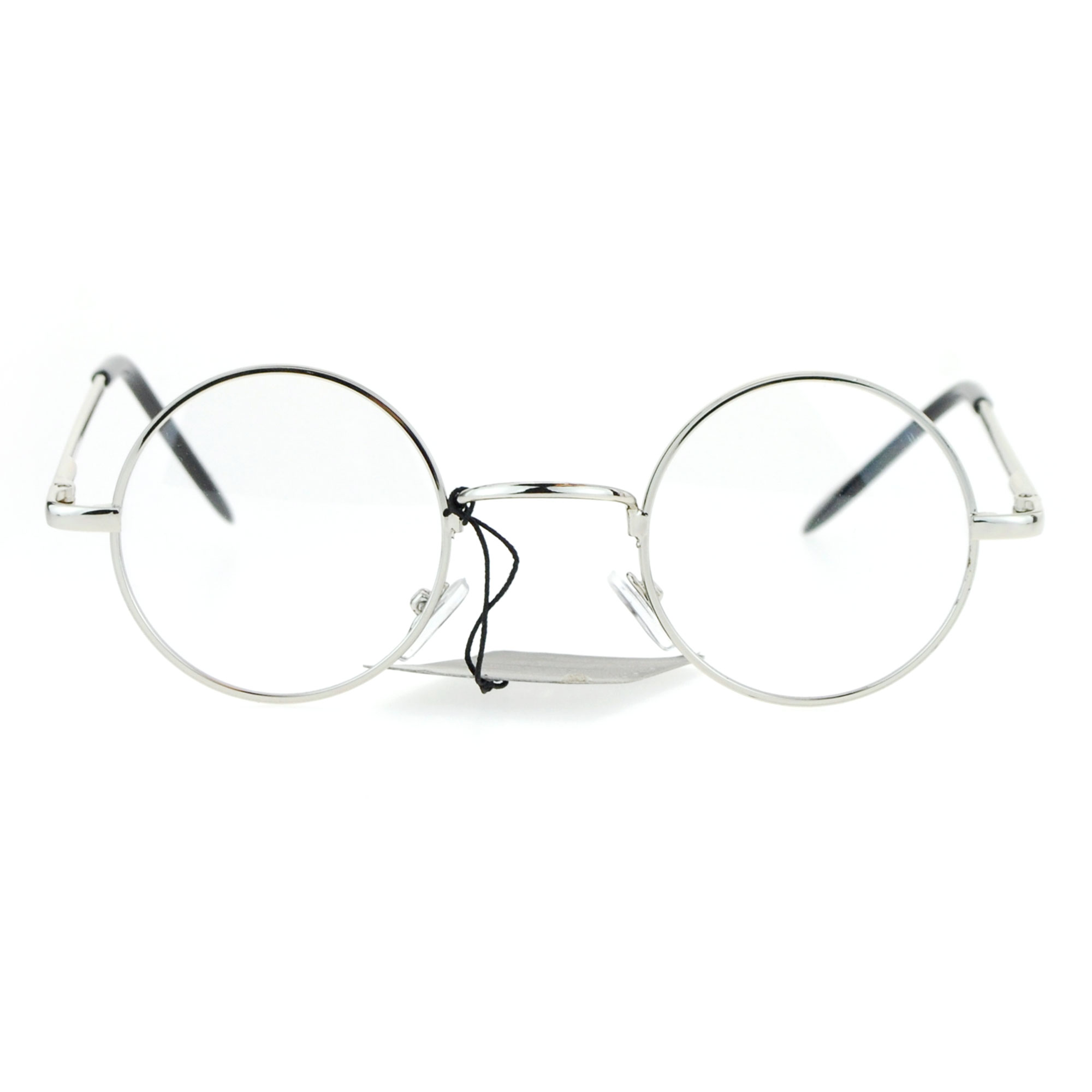 c63ab109f97f 2000x2000 Snug Small Retro Vintage Hippie Round Circle Lens Eye Glasses Ebay