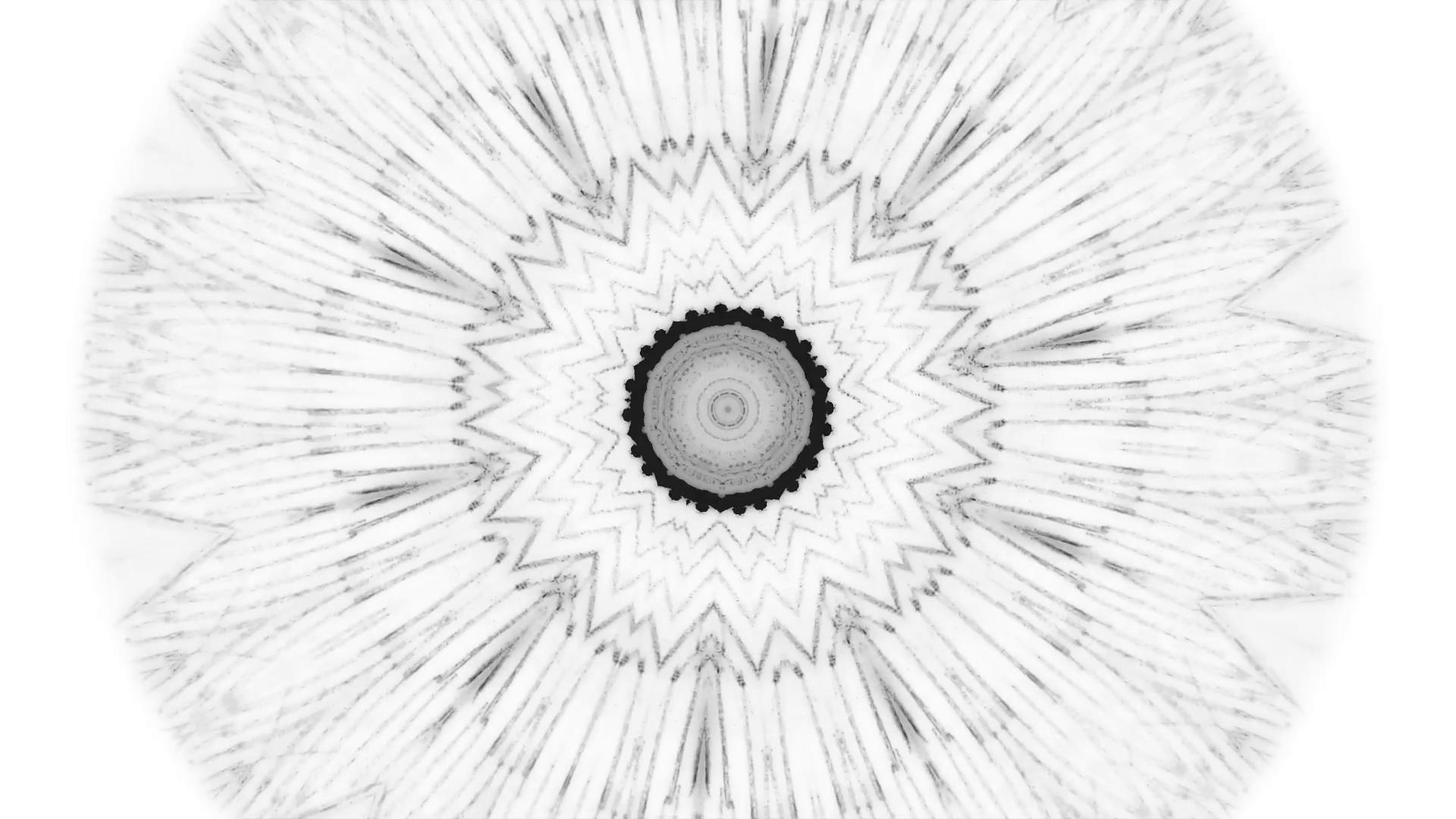 1920x1080 Psychedelic Big Pupil, Eye On White Background