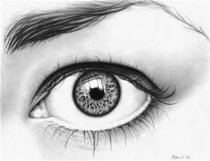 300x230 Realistic Eye Drawing