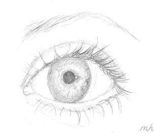 320x270 Very Nice Eye Drawing. Art Studios Art Studios