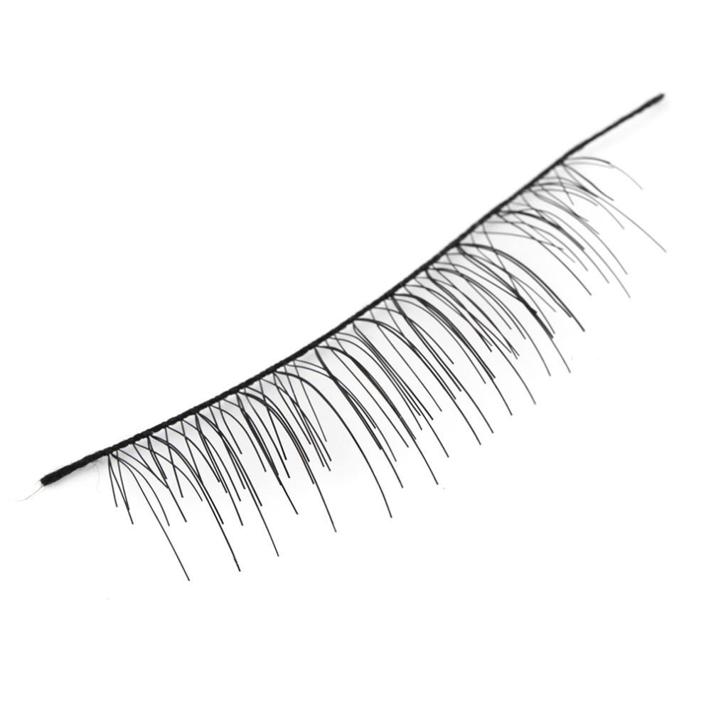 1000x1000 10 Pairs Soft Natural Cross Eye Lashes Makeup Extension False
