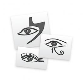 265x265 Mystic Eyes Stencils