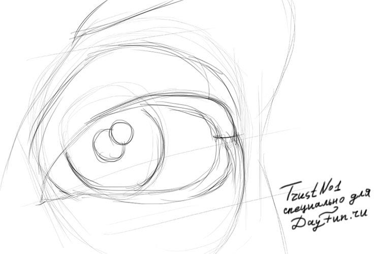 752x500 How To Draw Eyelashes Step By Step