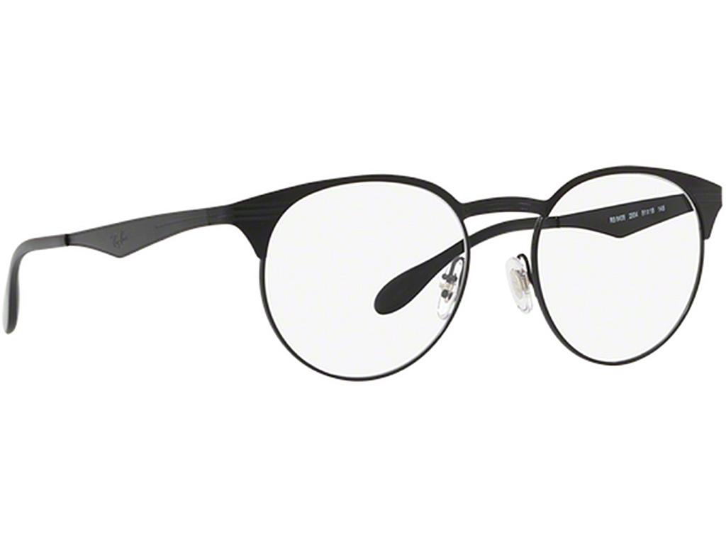 1024x768 Eyeglasses Ray Ban Rx 6406 2904 Black Optofashion