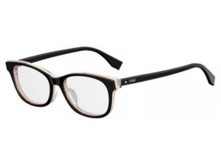 450x340 Fendi Ff 0257f Black Eyeglasses