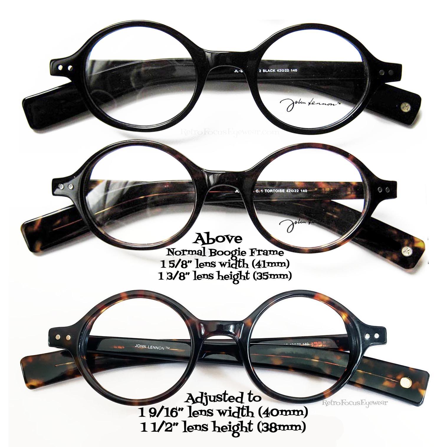 1516x1516 John Lennon Boogie Retro Focus Eyewear