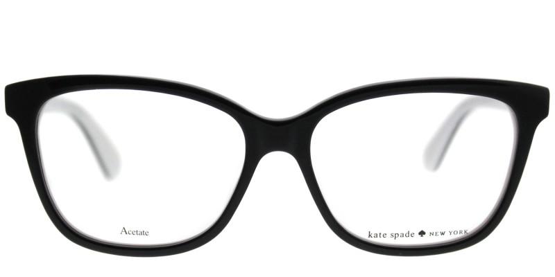 800x400 Kate Spade Ks Jorja Square Plastic Eyeglasses