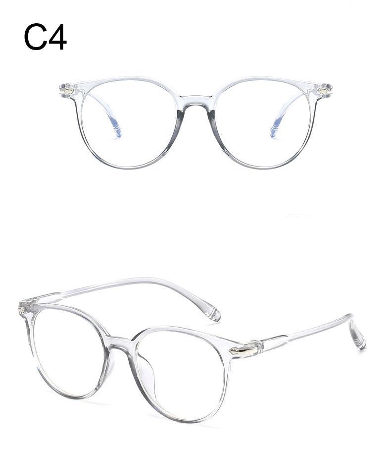 790x916 Korean Fashion Clear Glasses Frame Anti Blue Light Glasses Women