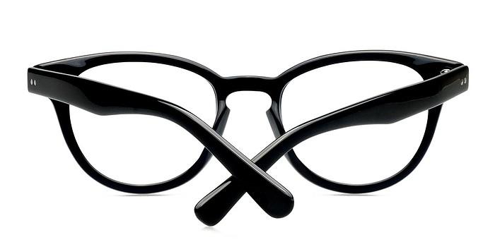 700x350 Soho Black Women Acetate Eyeglasses Eyebuydirect