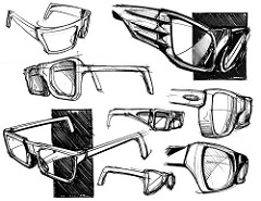 240x185 Glasses One Of The More Difficult Objects To Draw