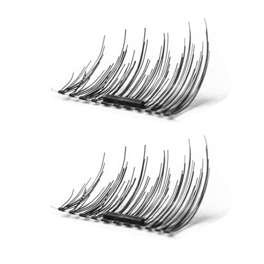 1000x1000 1 Pairs Magnetic Eyelashes Extension Eye Beauty Makeup Accessories