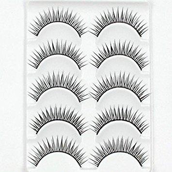 355x355 Buy Eyelashes Lash Eyelash Natural Long Volumized Natural Fiber