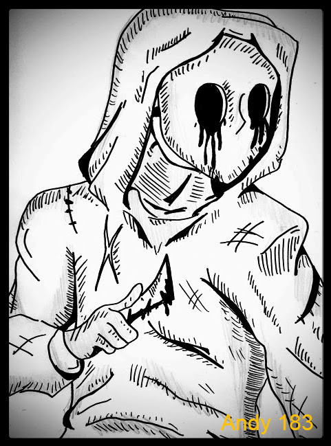 The Best Free Creepypasta Drawing Images  Download From 63