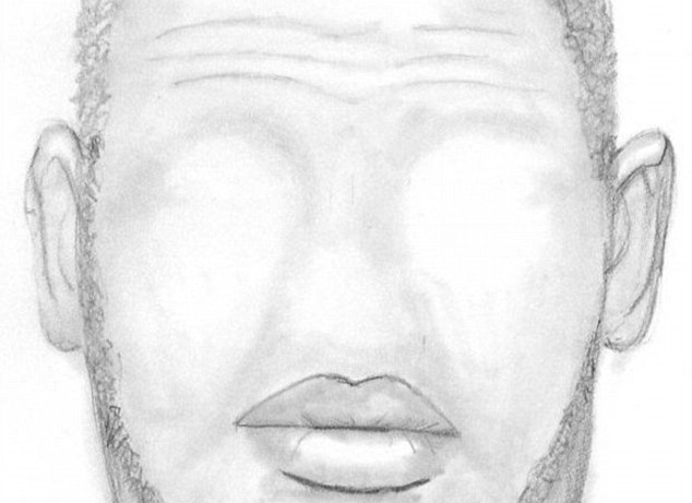 634x461 Oh, Okay Oregon Police Release Sketch Of Black Suspect With No