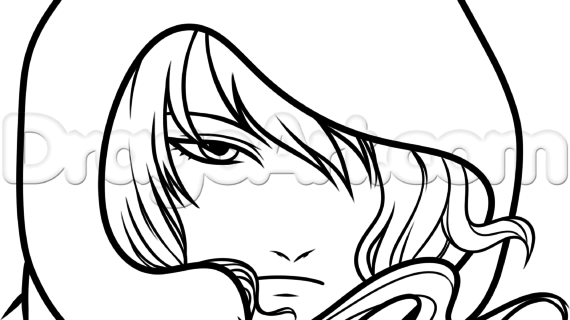 570x320 Anime Cartoon Drawing Step By Step Animecartoon Eyes  tutorials