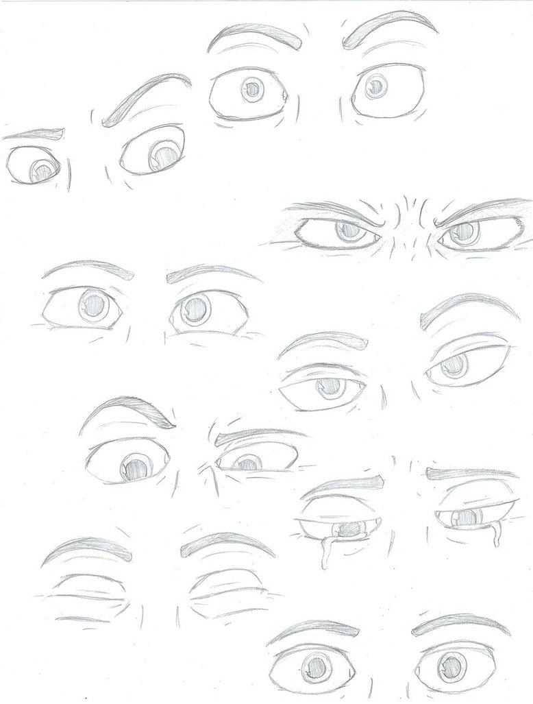 778x1027 Male eyes by Likes 2 draw on DeviantArt