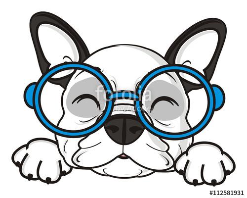 500x400 Glasses, Sleep, Lie, Dream, Closed, Eyes, Glasses, Dog, French
