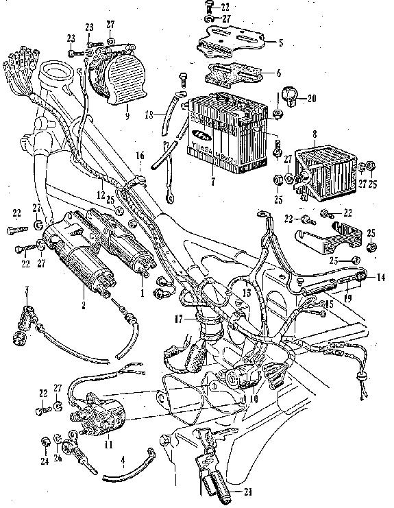 1982 Jeep Cj7 Wiring Harness Color Diagram