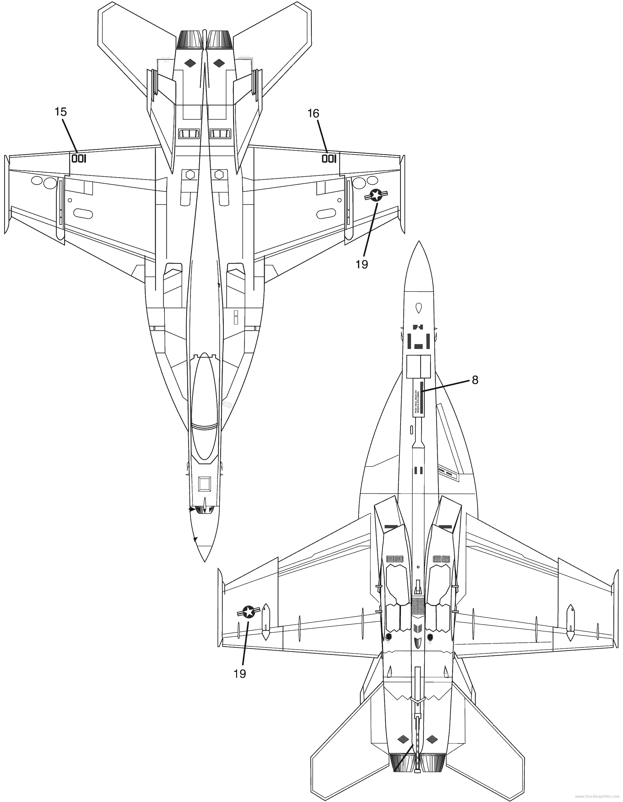 F 18 Drawing At Free For Personal Use F18 Jet Engine Diagram 1984x2553
