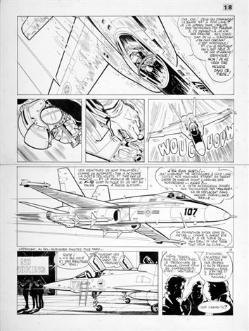 354x470 Dan Cooper. Programme F18 By Albert Weinberg On Artnet