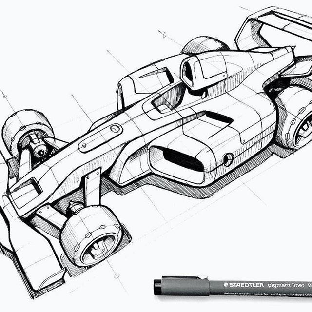 f1 drawing at getdrawings com