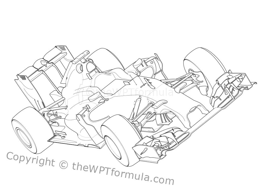 F1 Drawing At Getdrawings Com