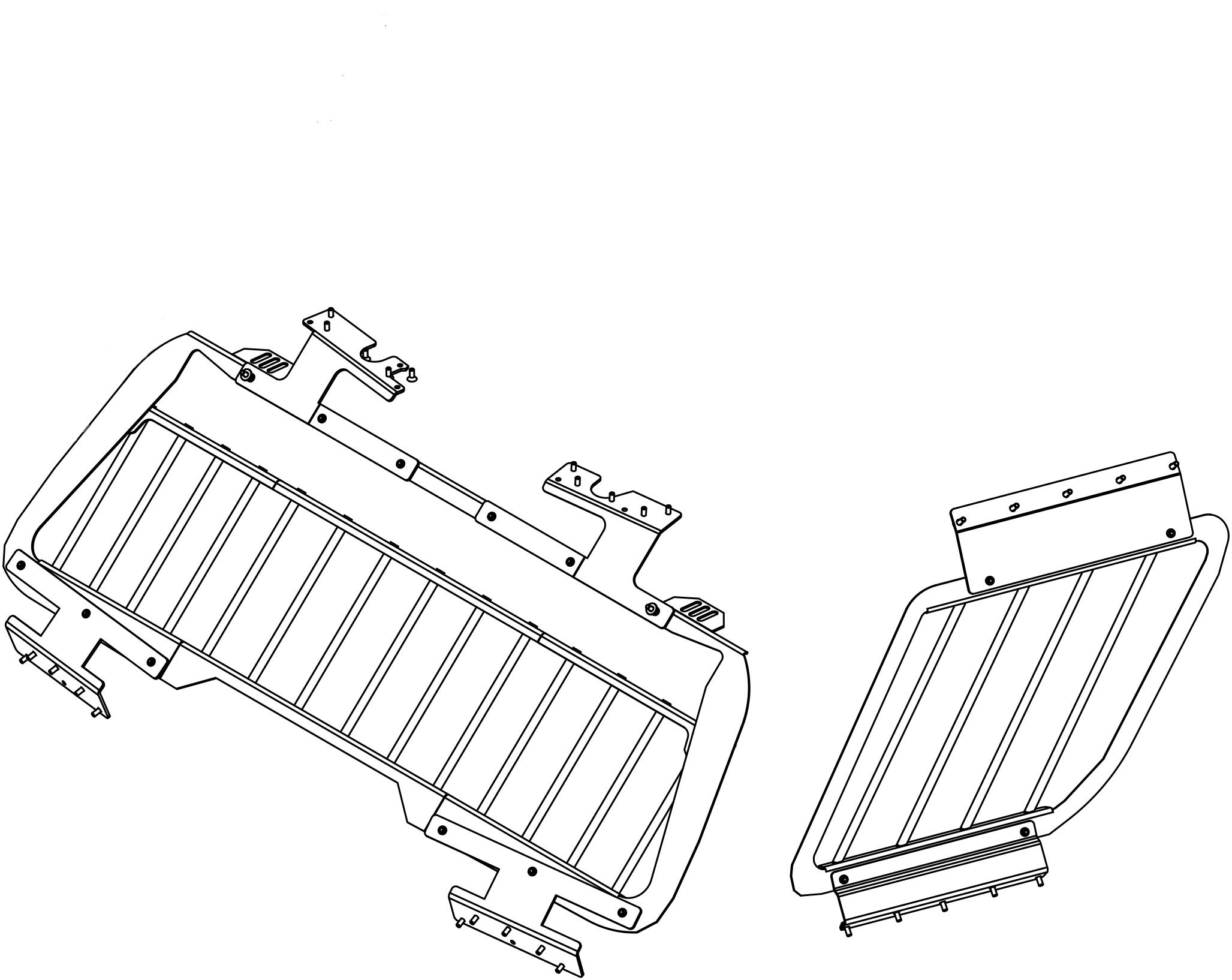 2055x1634 Havis Products Wbi F18 Rc 2013 2018 Ford Interceptor Utility