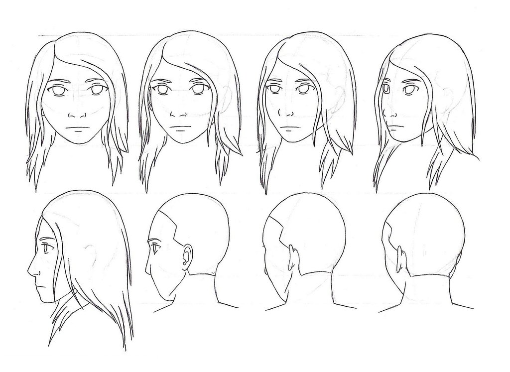 1024x747 Face Angle Study By Alienldr1