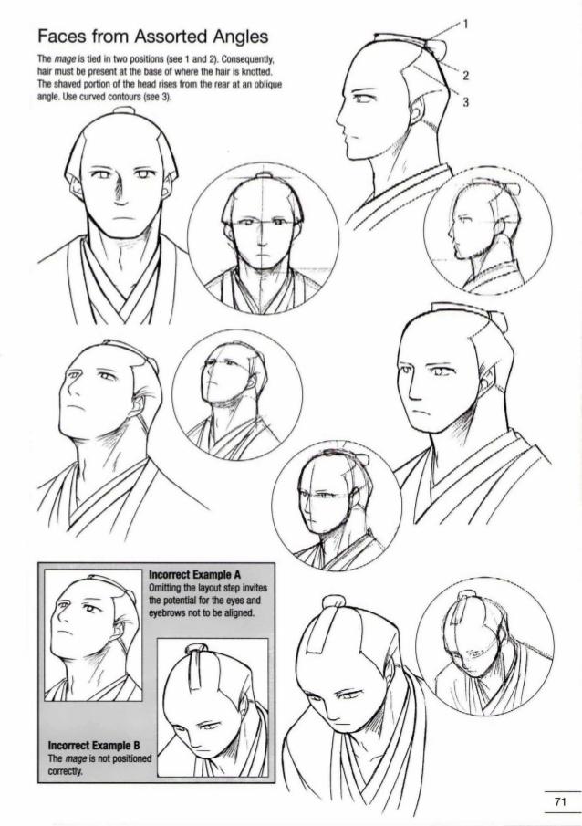 638x905 How To Draw Manga Vol 38 Ninja Samurai Portrayal