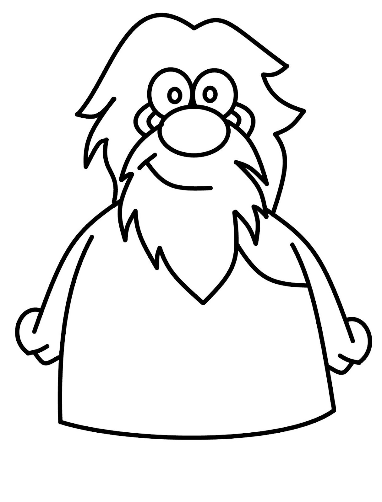 1216x1600 How To Draw Cartoons Caveman