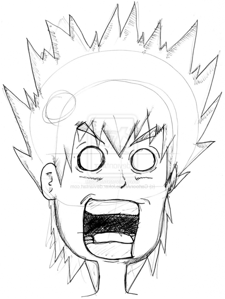 It is an image of Playful How To Make A Scared Face Drawing