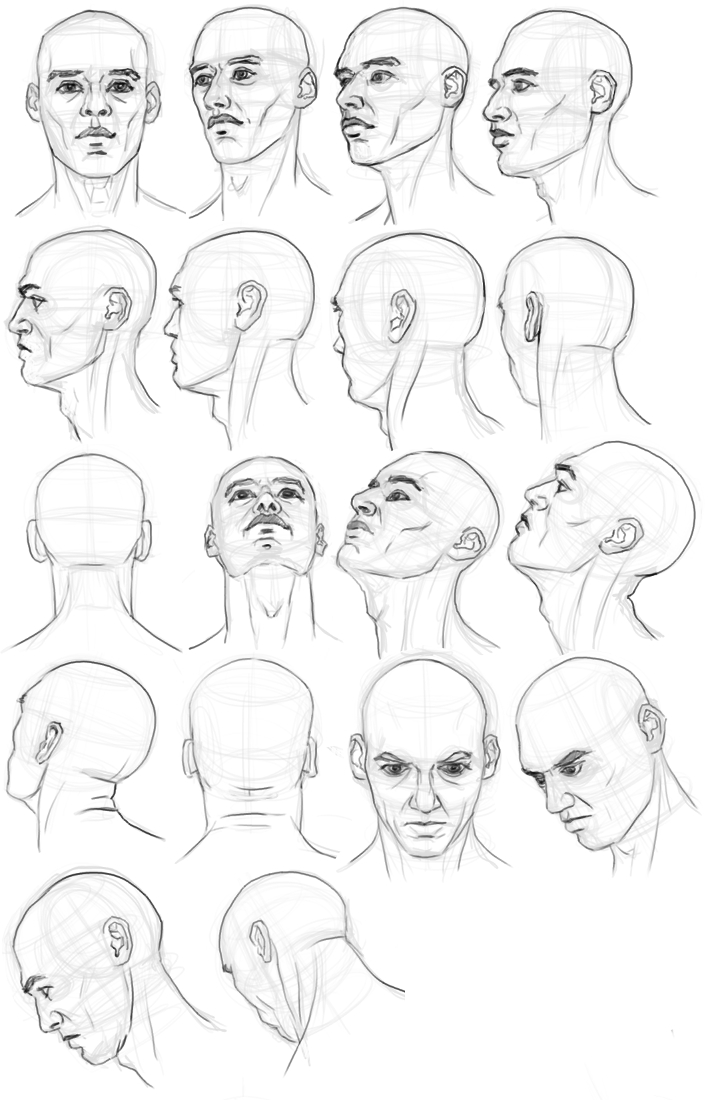 716x1100 Face Construction Tests By Chronberg