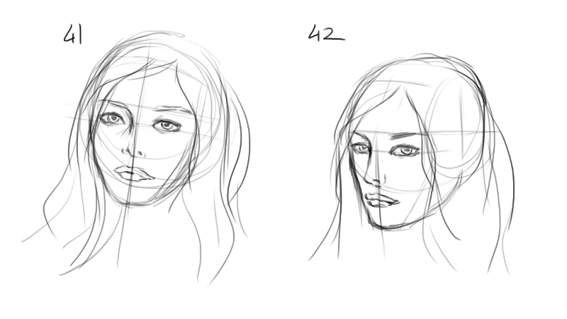 800x450 Head Construction Sketching Part 2