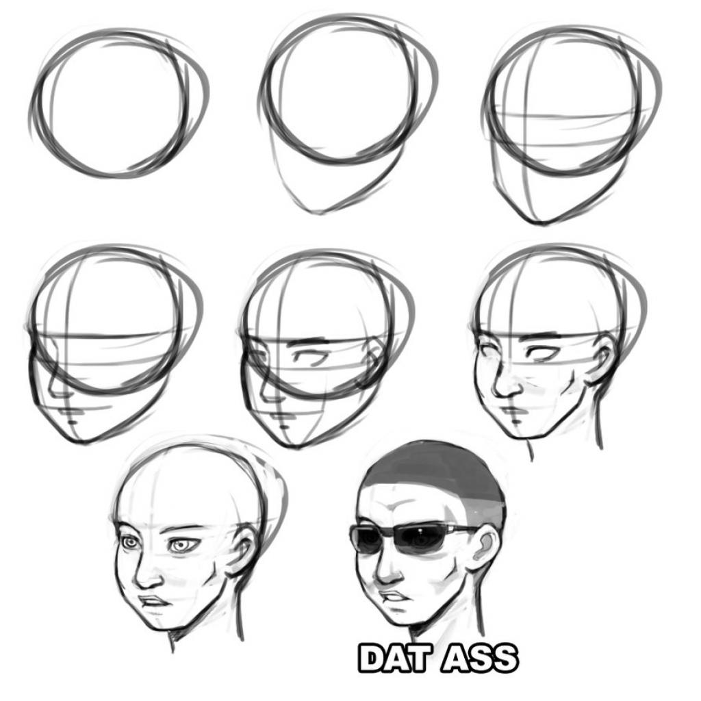 1024x1024 Anime Realistic Face
