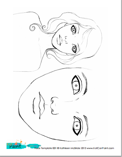 free drawing templates