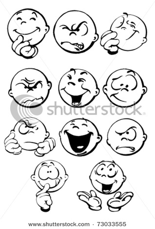 318x470 Expression Clipart Drawing