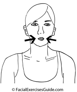 255x307 Facial Exercises For Frown Lines