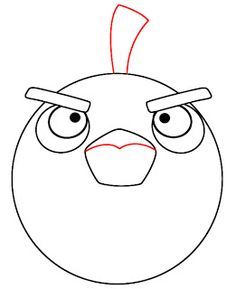 236x289 First Class In Cartooning Draw And Paint The Angry Birds Jacki