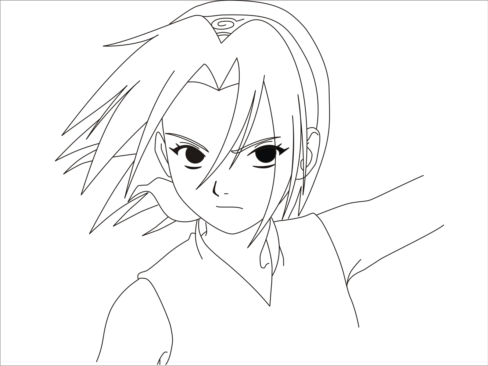 1600x1201 Learn Draw Learn To Draw Sakura