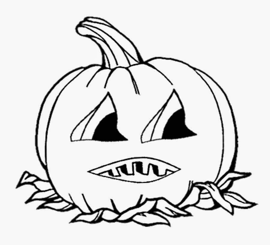 Face On A Pumpkin Drawing At Getdrawingscom  Free For Personal Use