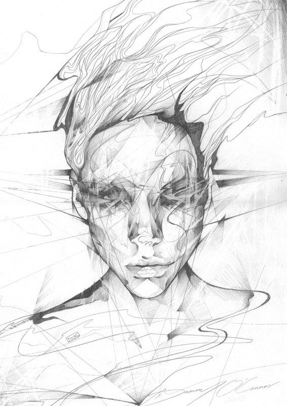 566x800 Portrait Drawing Open Edt Print On 315gsm 100% Cotton Rag Paper