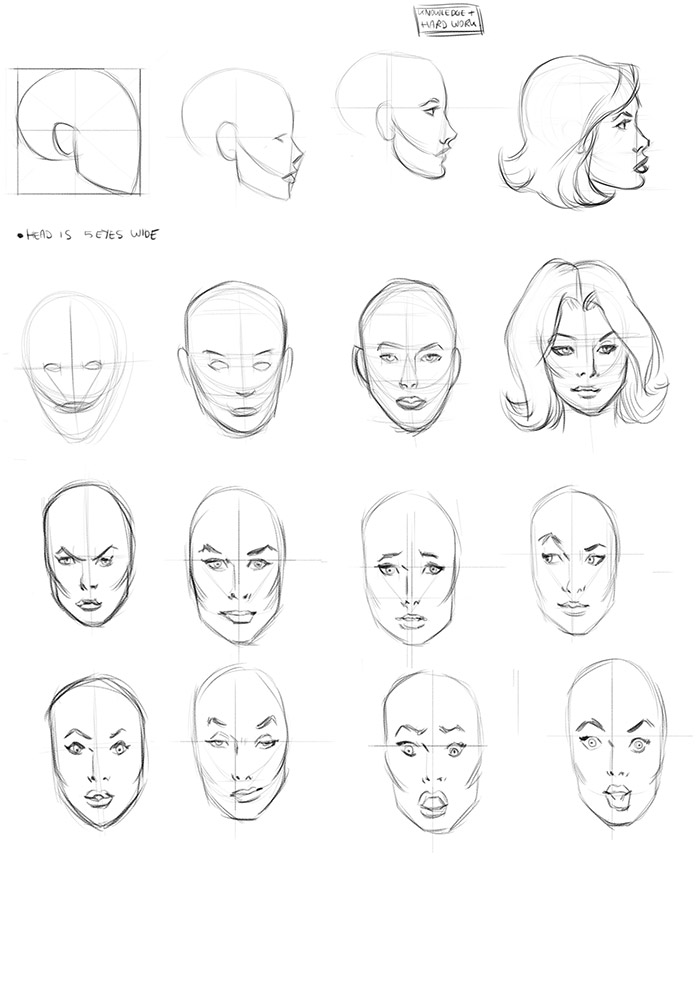 700x990 Life Drawing Dublin How To Draw Comics The Marvel Way Study