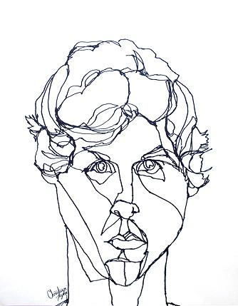 334x429 Copy Of Self Portrait Study Project