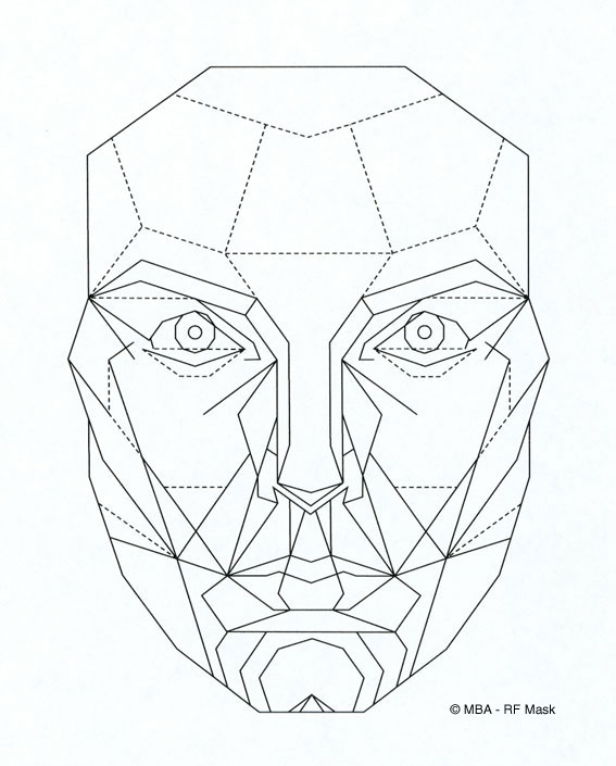 Face Template For Drawing