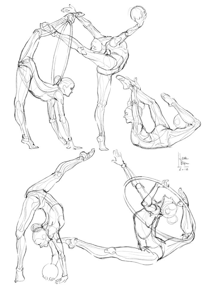 679x960 You Can See All Anatomical Studies And Sketches On My Facebook