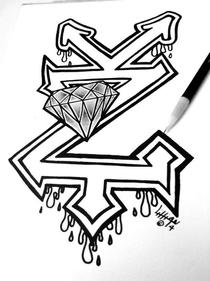 Facebook Logo Drawing